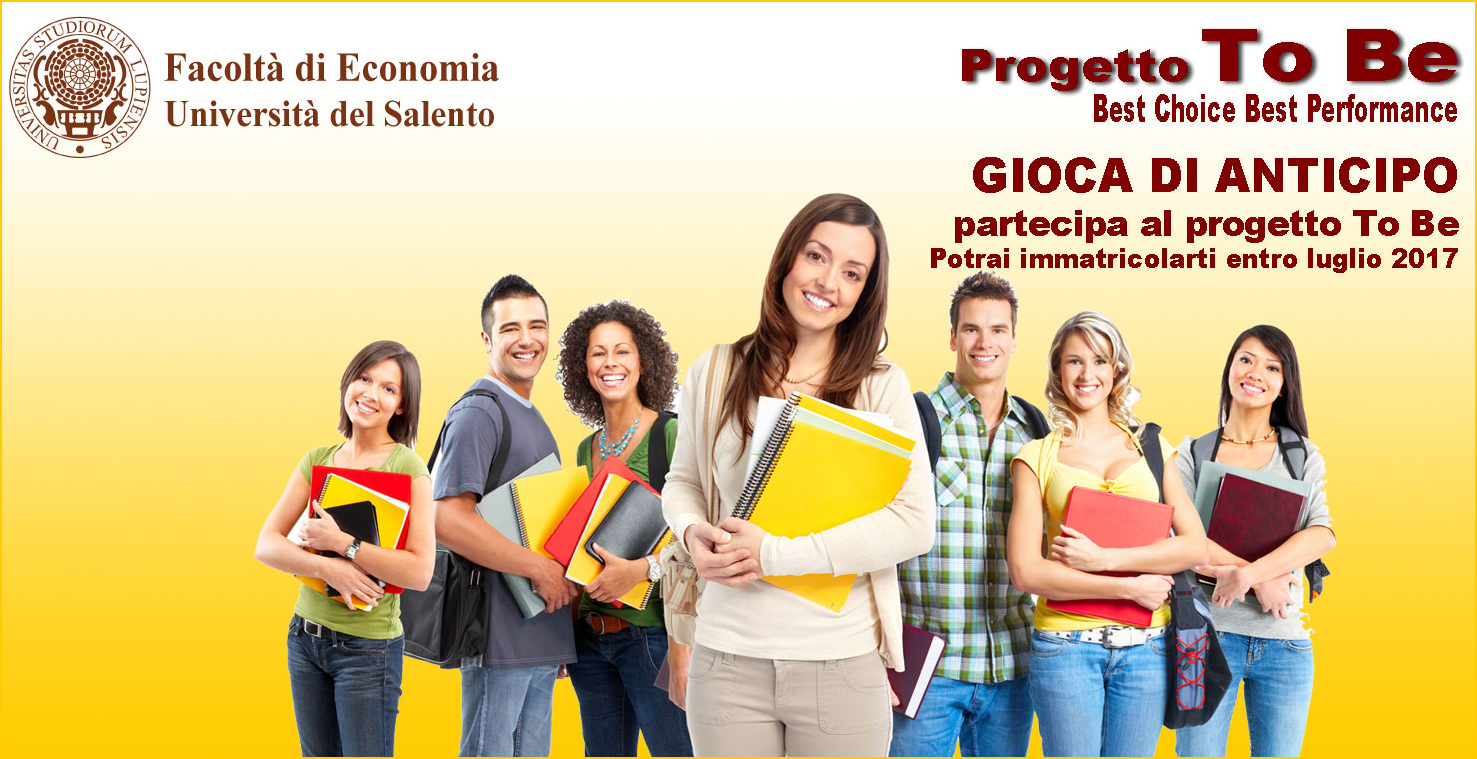 Progetto TO BE